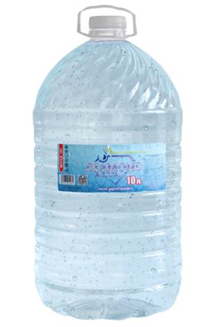 Вода питьевая десять 10 литров